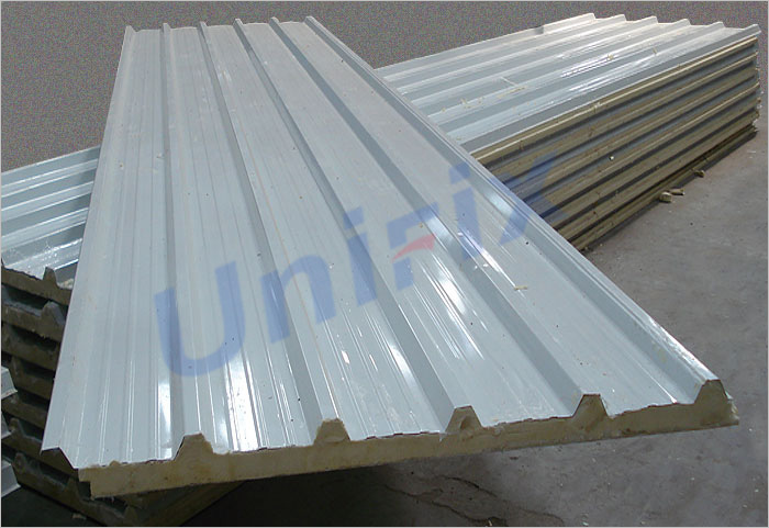 PUF Panel, PUF Board, Puf Sheet, PUF Spray by Unifix Plast